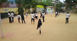 School club - sports