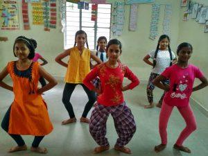School club - dancing lessons