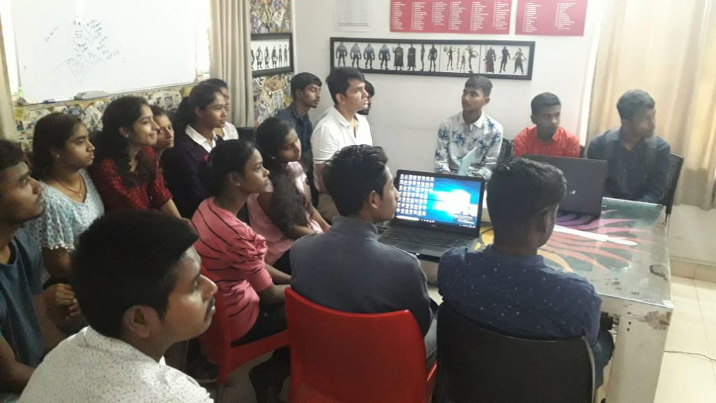 Computer literacy workshop | Samridhdhi Trust