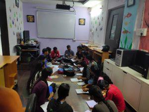 Workshop at the Finishing School   Samridhdhi Trust