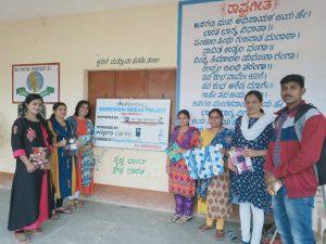 Nallurahalli Bridge School Staff | Samridhdhi Trust