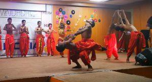 Samridhdhi Trust students dance