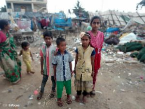 Out of school migrant children | Samridhdhi Trust