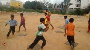 Students at play   Samridhdhi Trust