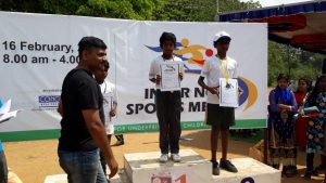 Samridhdhi students on the Sports Day