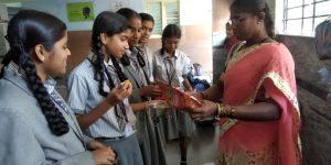 Meals at Afterschool program | Samridhdhi Trust