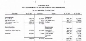Audited Financial Report 2017-18