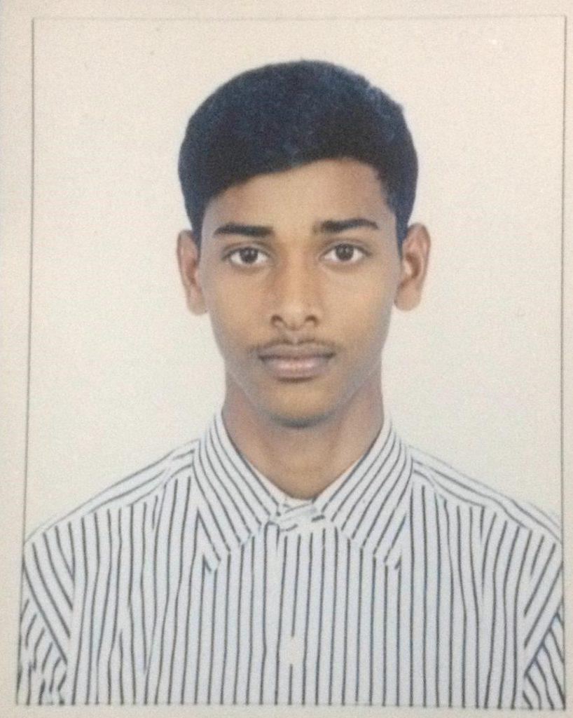 Bipin | Samridhdhi Trust student