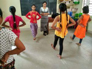 Afterschool club   Samridhdhi Trust