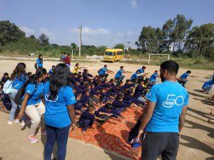 Assessment Day at Nalurahalli Bridge School 2019   Samridhdhi Trust