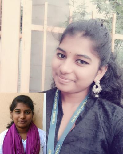 Swathi | Samridhdhi Trust alumni