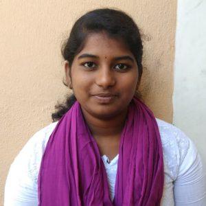 Swati   Samridhdhi Trust student