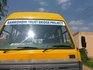 Samridhdhi Bridge School Bus