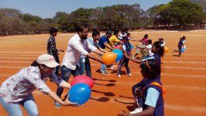 Volunteering at Samridhdhi Trust | Bangalore