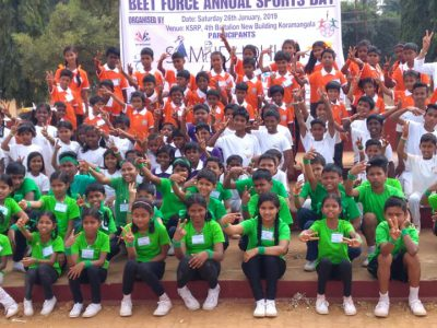 Sports Day 2019 | Samridhdhi Trust