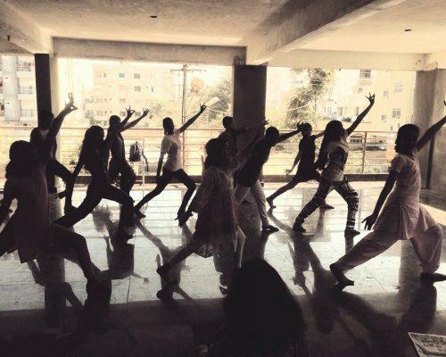 AS club Brilliant - dance