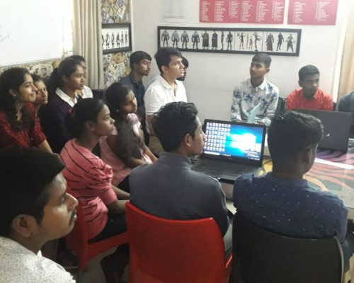 Computer literacy workshop | Samridhdhi Trust