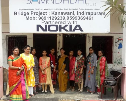 Indirapuram Bridge School Staff | Samridhdhi Trust