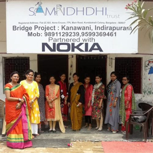 Indirapuram Bridge School Staff | Samridhdhi Trust