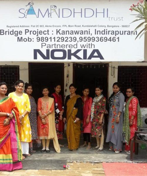 Indirapuram Bridge School Staff   Samridhdhi Trust