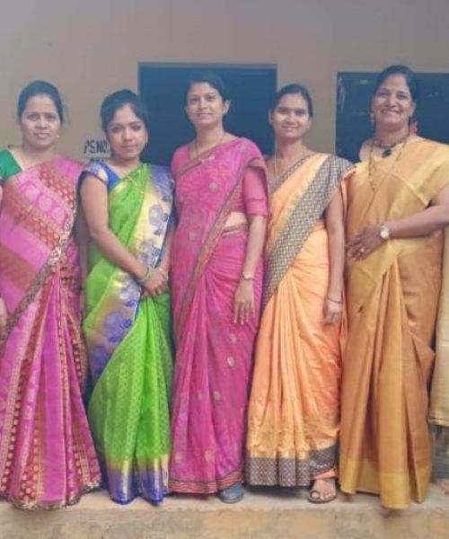 Kasavanahalli Bridge School Staff   Samridhdhi Trust