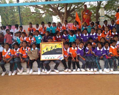 Annual Sporst Day   Samridhdhi Trust